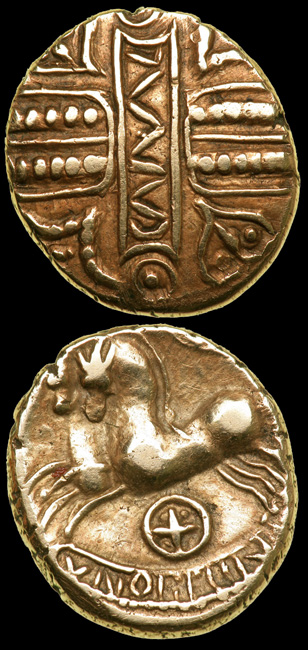 Celtic Gold Stater