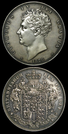 George IV Crown