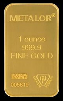 248 Metalor Gold Bars Gold Bullion Bars Buying Selling