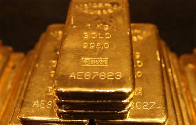 1Kg Gold Bars