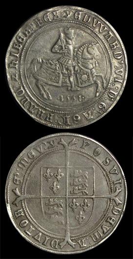 Edward VI Crown