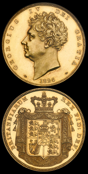 Gold 5 Pound Coin