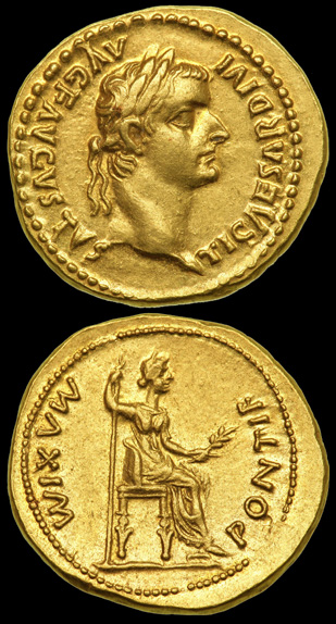 Roman Gold Aureus