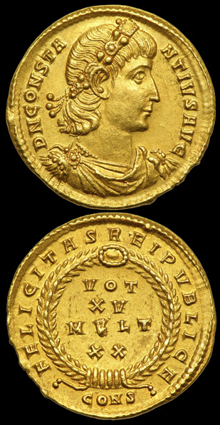 Roman Gold Solidus